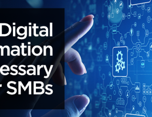 Why Digital Transformation is Necessary for SMBs